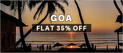 30% Off on All Hotels In Goa