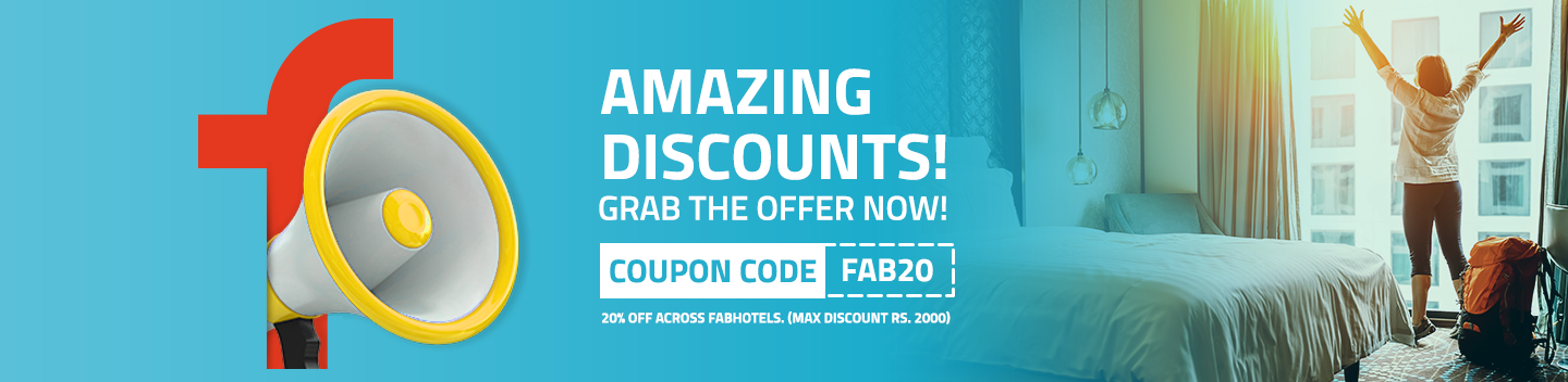 offers on all Fabhotels across India